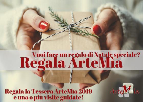 Per Natale regala ArteMìa!