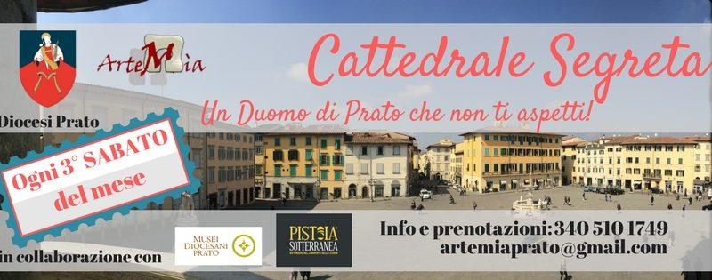 #Cattedrale_Segreta2018: Il Duomo di Prato apre nuovamente le sue porte segrete