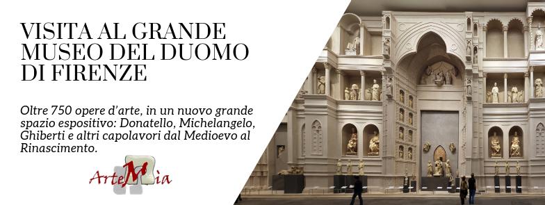 Museo Del Duomo Firenze.Visita Il Grande Museo Del Duomo Di Firenze Artemia
