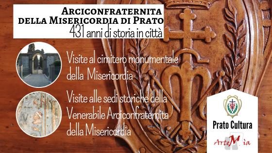 Visita: 431 anni di servizio in città: la sede storica della Venerabile Arciconfraternita della Misericordia