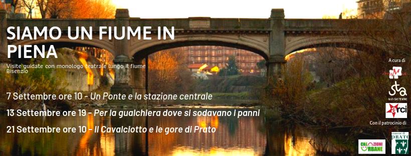 Visita con Monologo Teatrale: Un ponte e la stazione centrale
