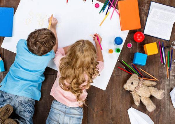 Laboratorio per bambini: IL GIARDINO IN PIAZZA. IL COLORE DELLA MUSICA