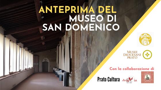 Visita: ANTEPRIMA del MUSEO DI SAN DOMENICO