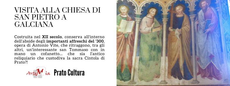 Visita: L'antica chiesa di San Pietro a Galciana