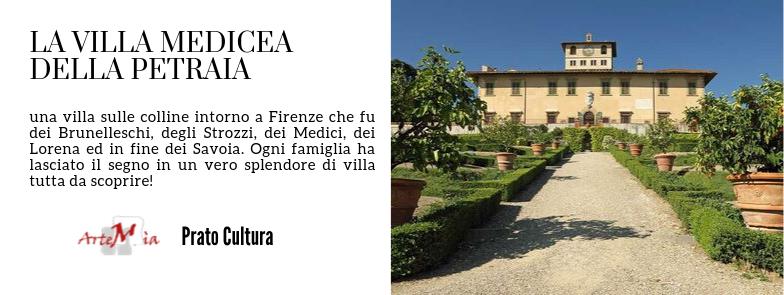 Visita: la Villa medicea della PETRAIA