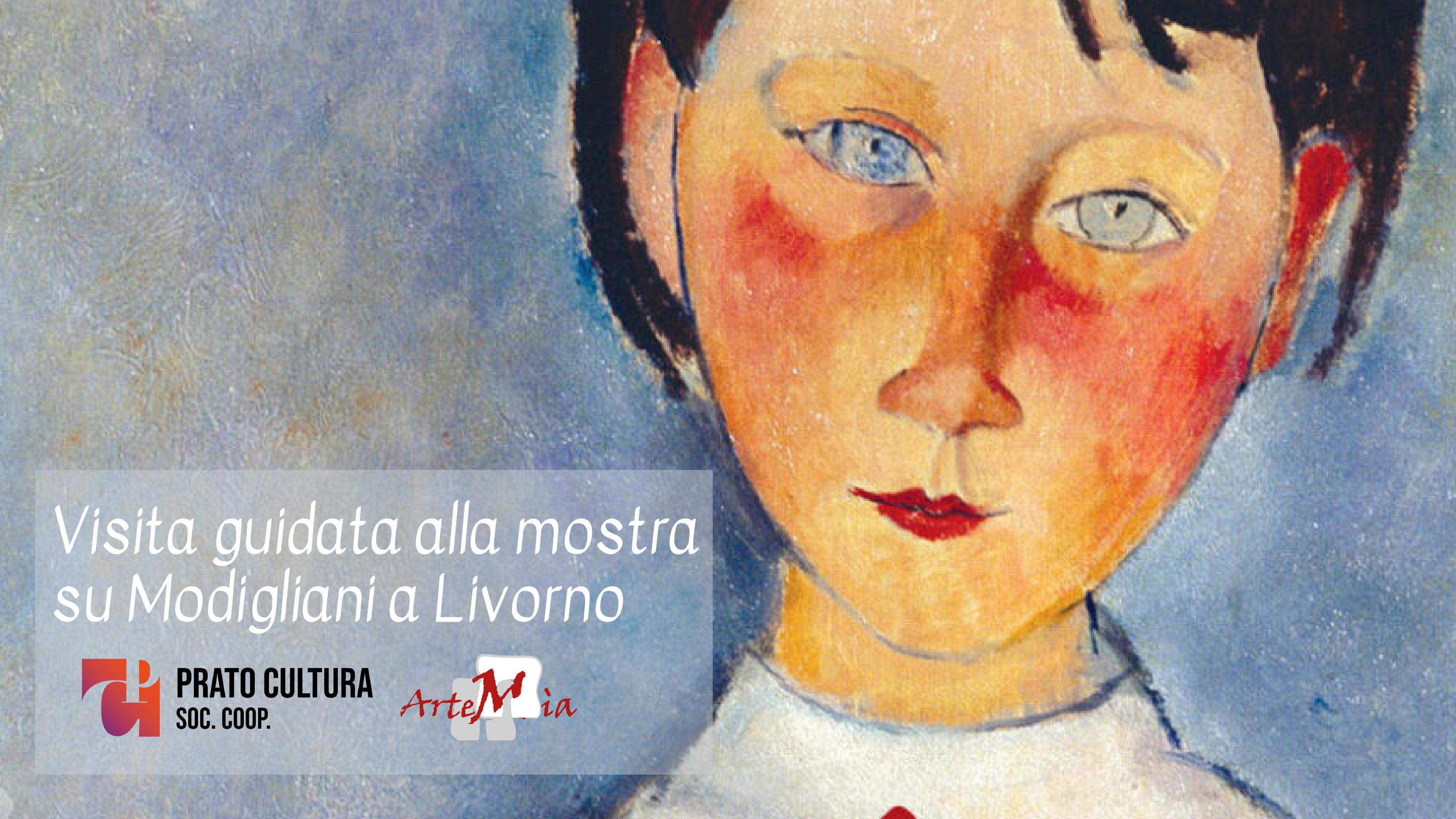 """Visita alla mostra """"Modigliani e l'avventura di Montparnasse – La collezione Jonas Netter e Paul Alexandre"""""""