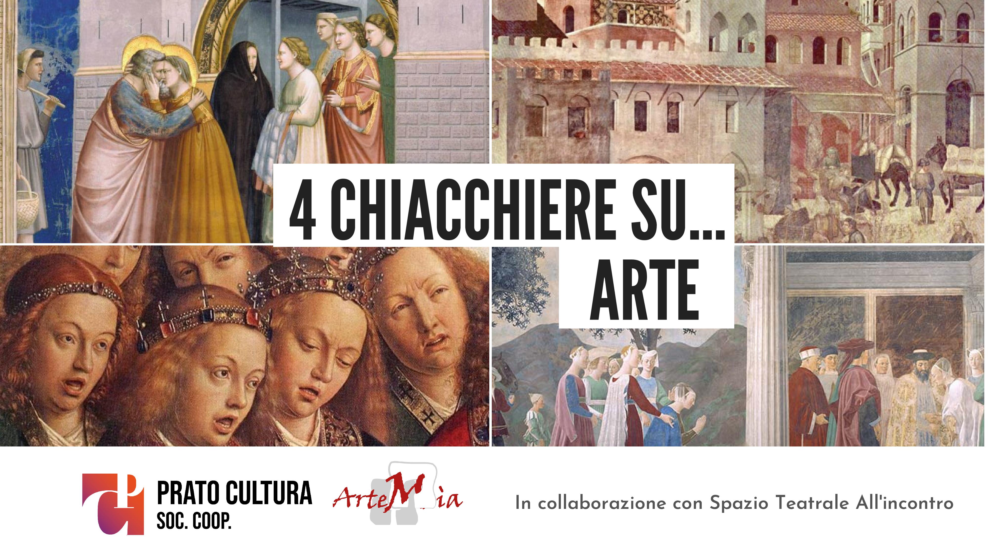 """4 CHIACCHIERE SU... Van Eyck e il """"Polittico di Gand"""""""