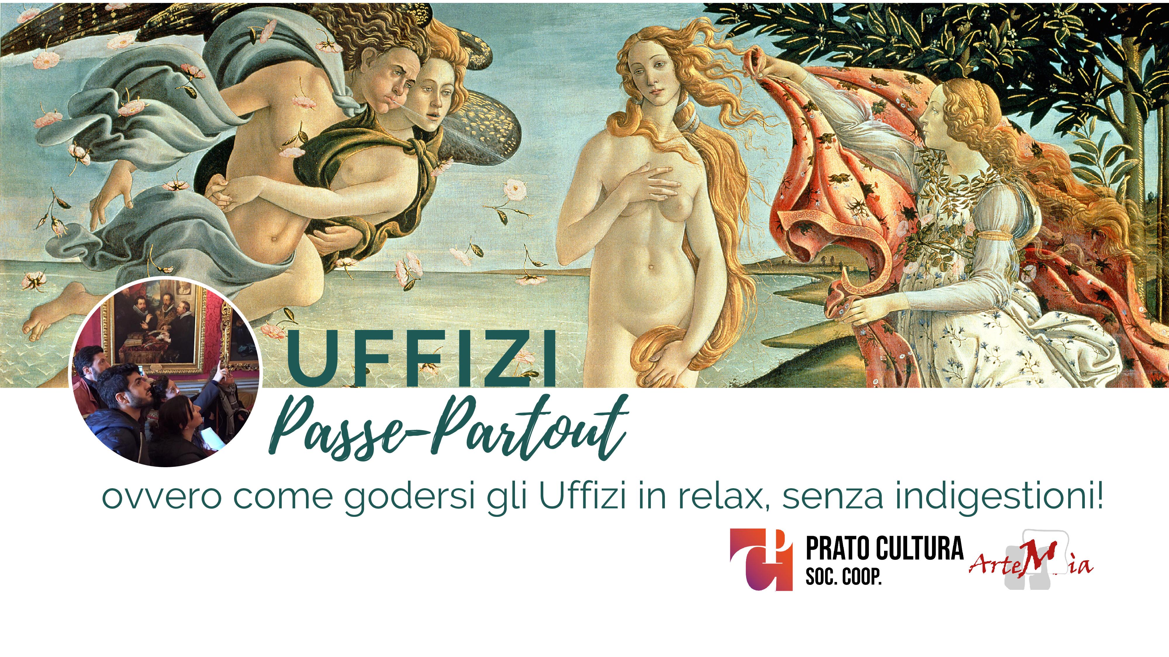 Visita: UFFIZI | Passe-Partout - TIZIANO E LE NUOVE SALE