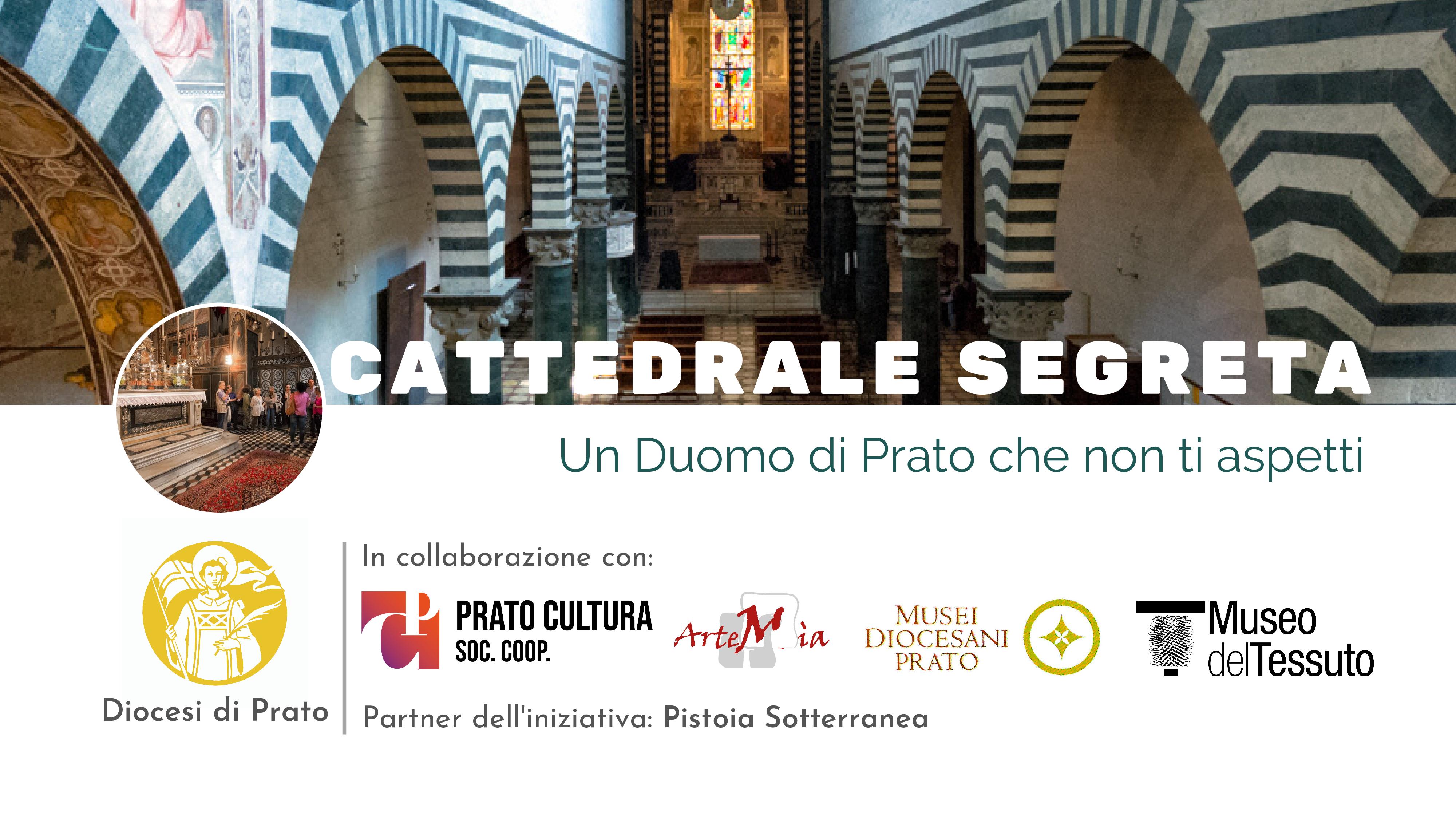 VISITA: Cattedrale Segreta... Un Duomo di Prato che non ti aspetti!