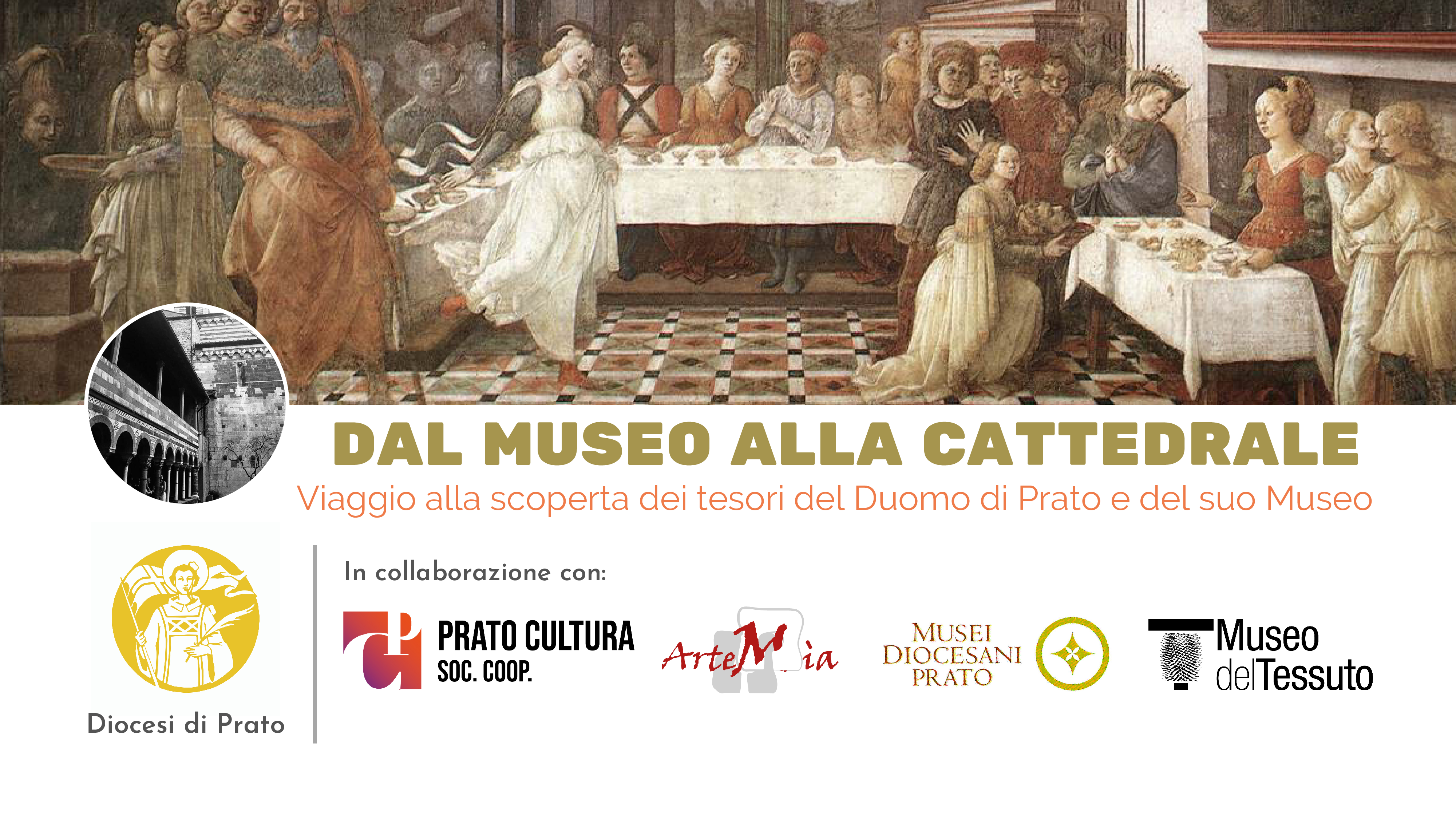 Visita: Dal Museo alla Cattedrale. Viaggio alla scoperta dei tesori del Duomo di Prato