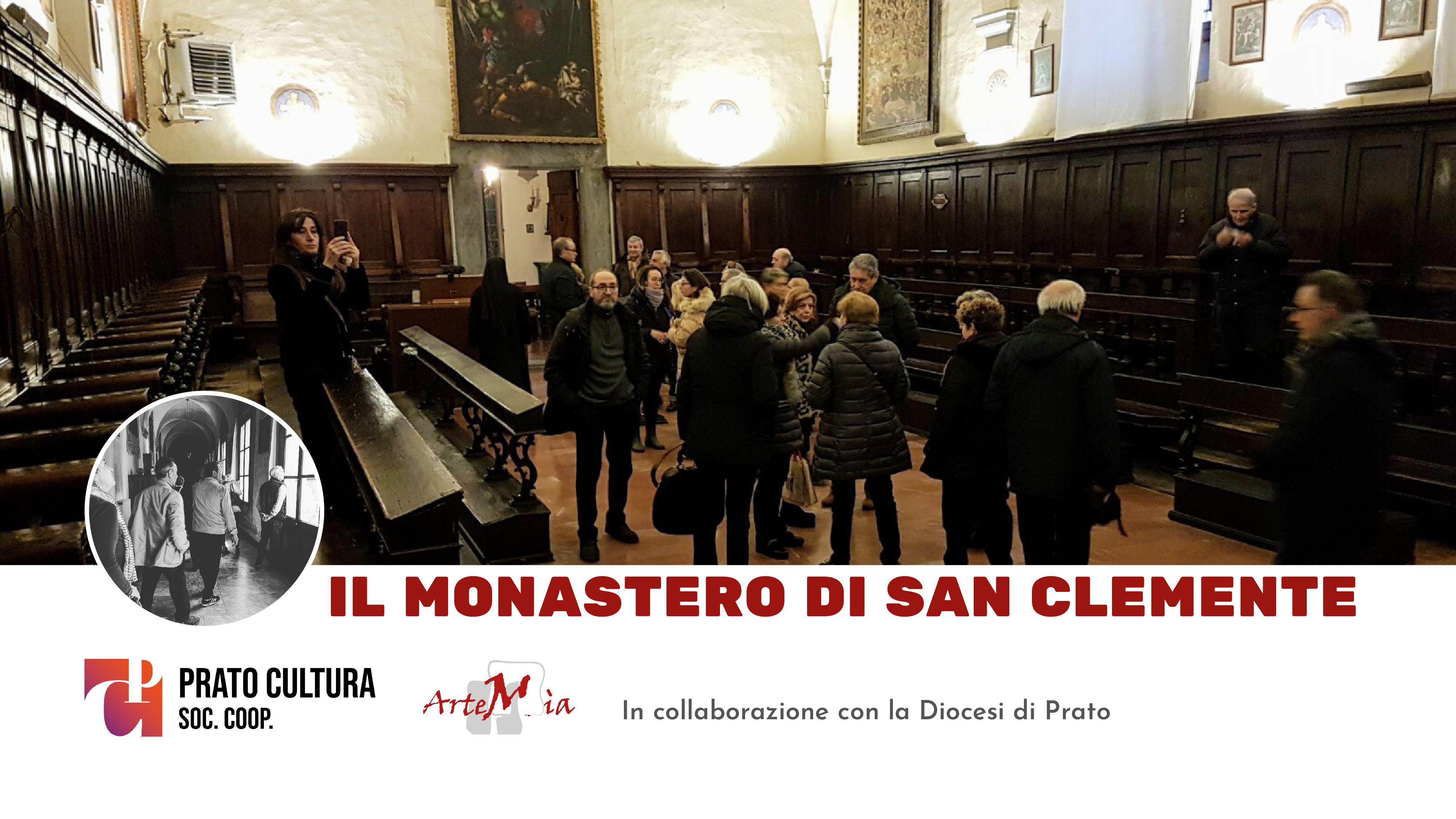 Visita: il Monastero di San Clemente di Prato