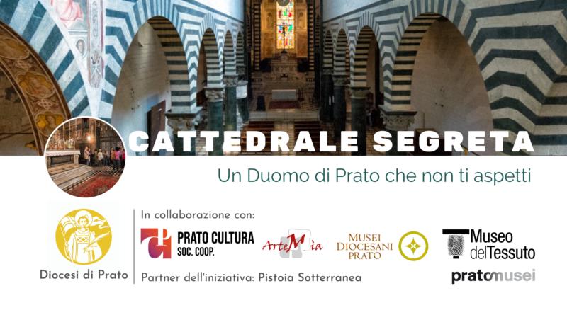 Il percorso alla Cattedrale Segreta di Prato compie 6 anni. Tutte le date del 2020.