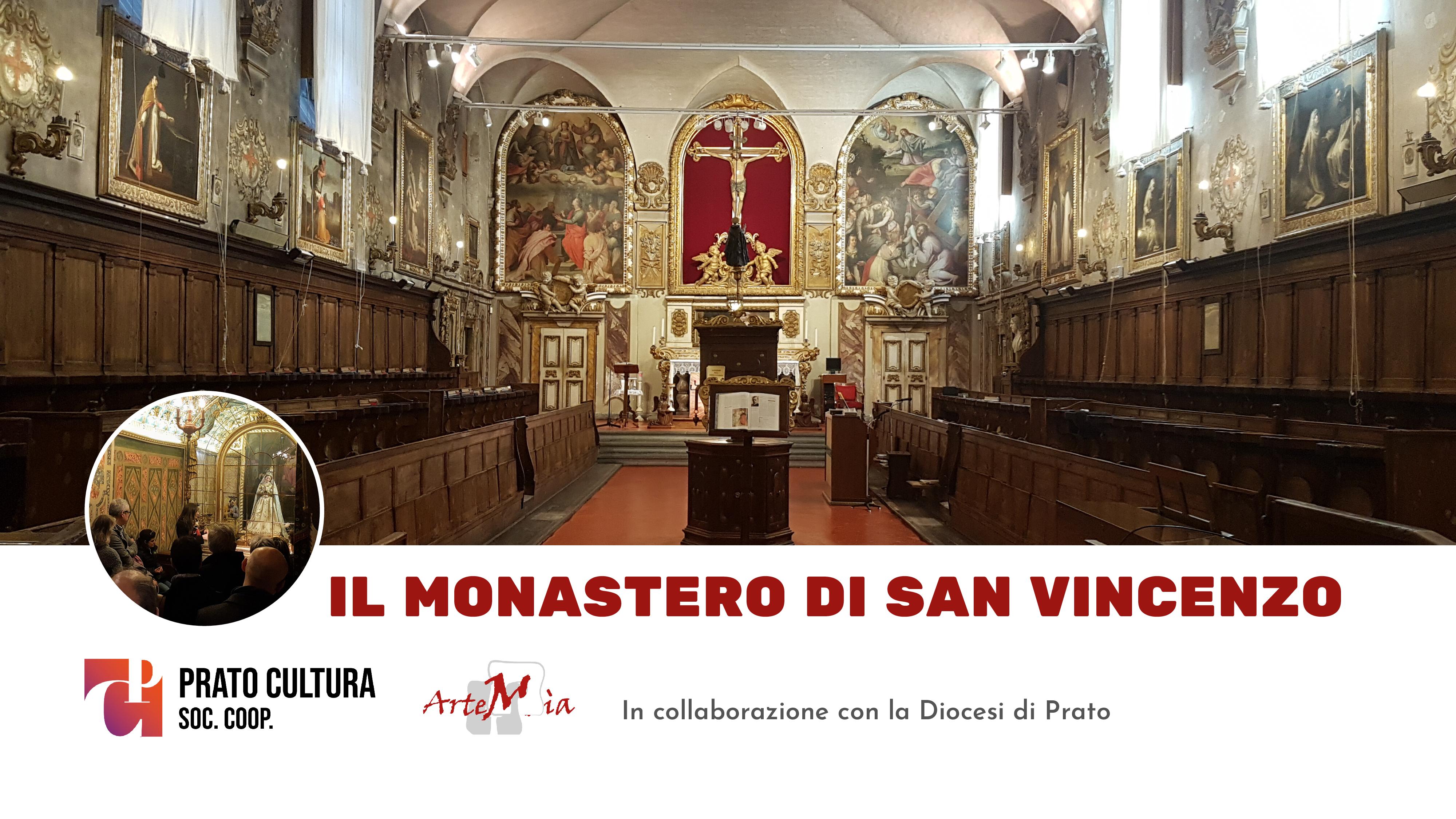Visita: il Monastero di San Vincenzo a Prato