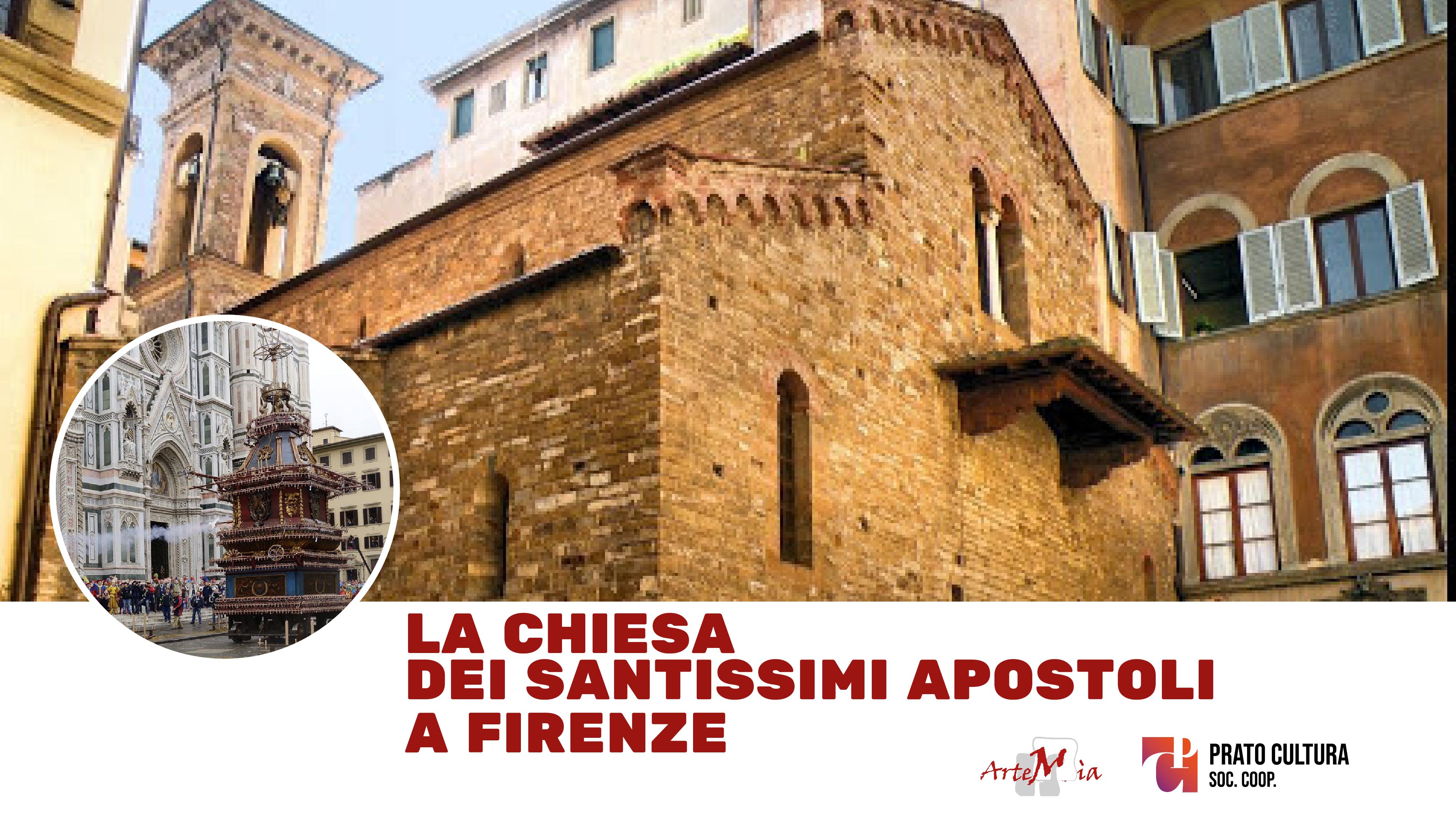 Visita: La Chiesa dei Santissimi Apostoli a Firenze