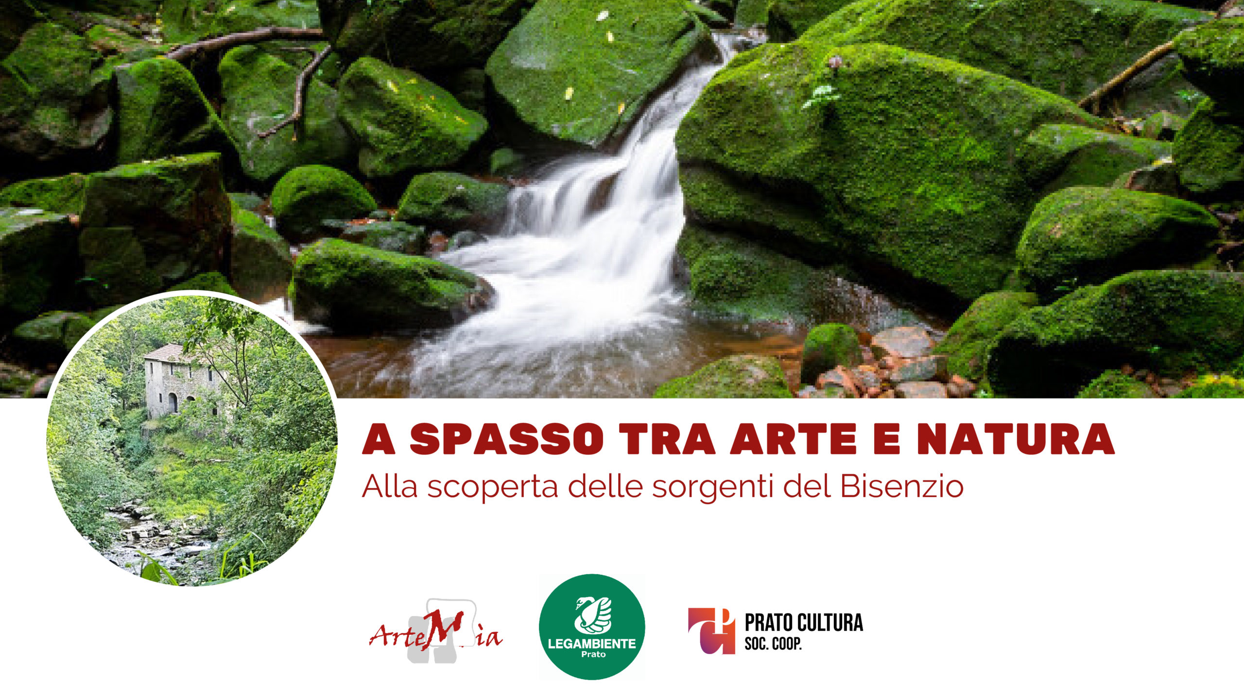 Visita: A SPASSO TRA ARTE E NATURA - Alla scoperta delle sorgenti del Bisenzio