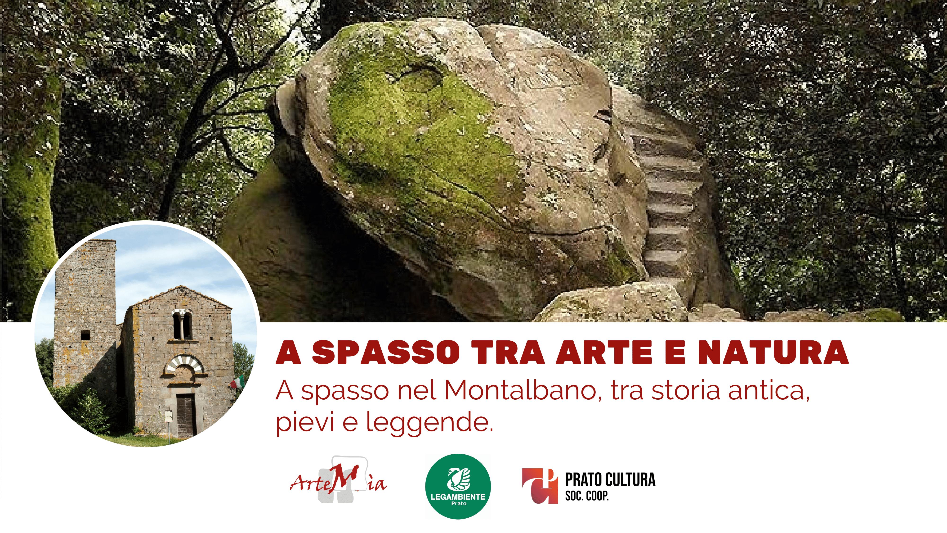 Visita: A SPASSO TRA ARTE E NATURA - A spasso nel Montalbano, tra storia antica, pievi e leggende.