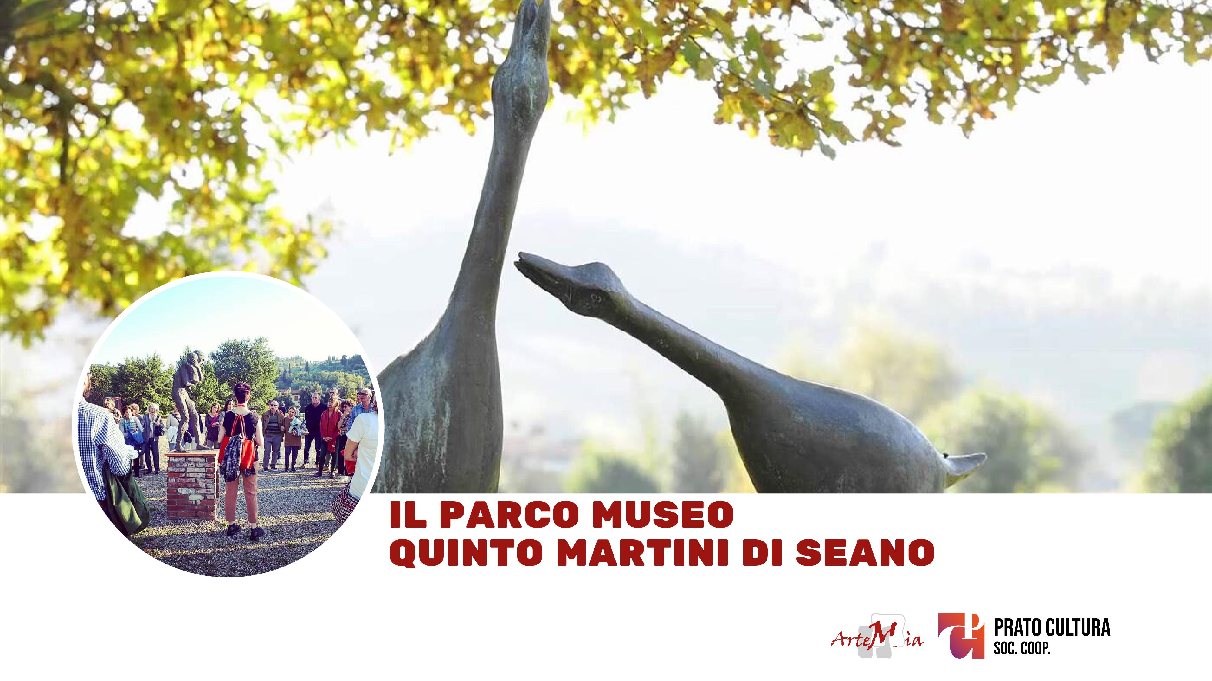 Visita: Il Parco Museo Quinto Martini di Seano