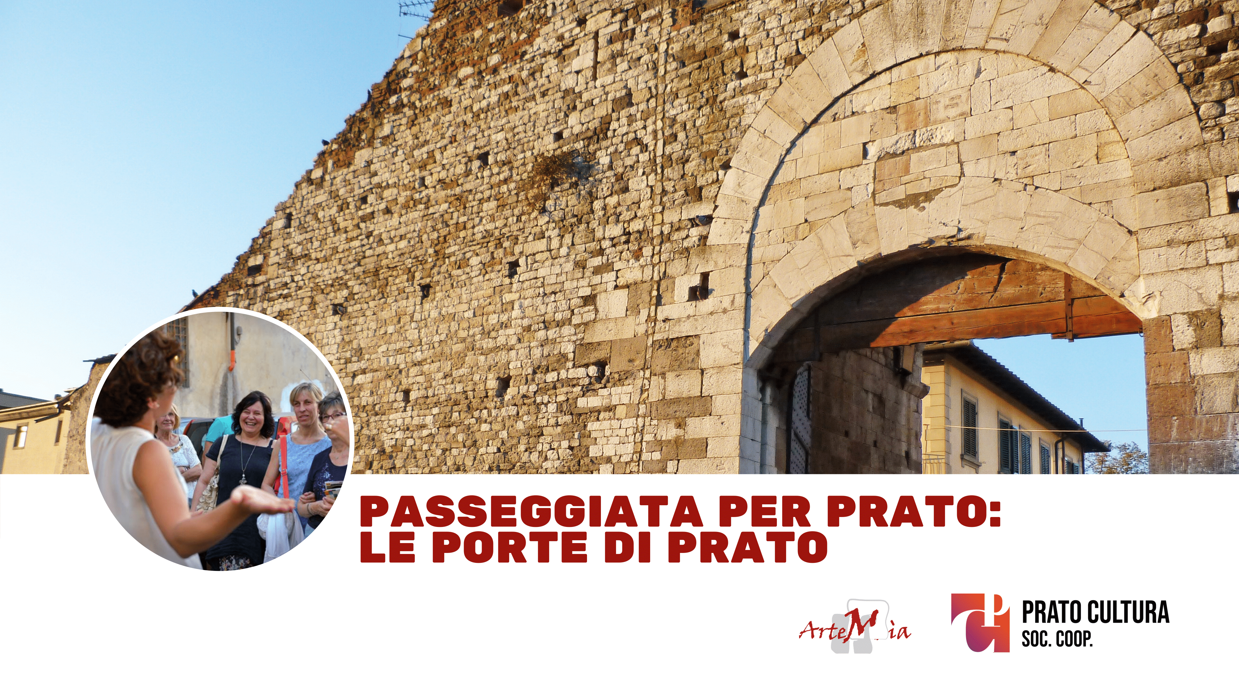 Visita: Le porte di Prato