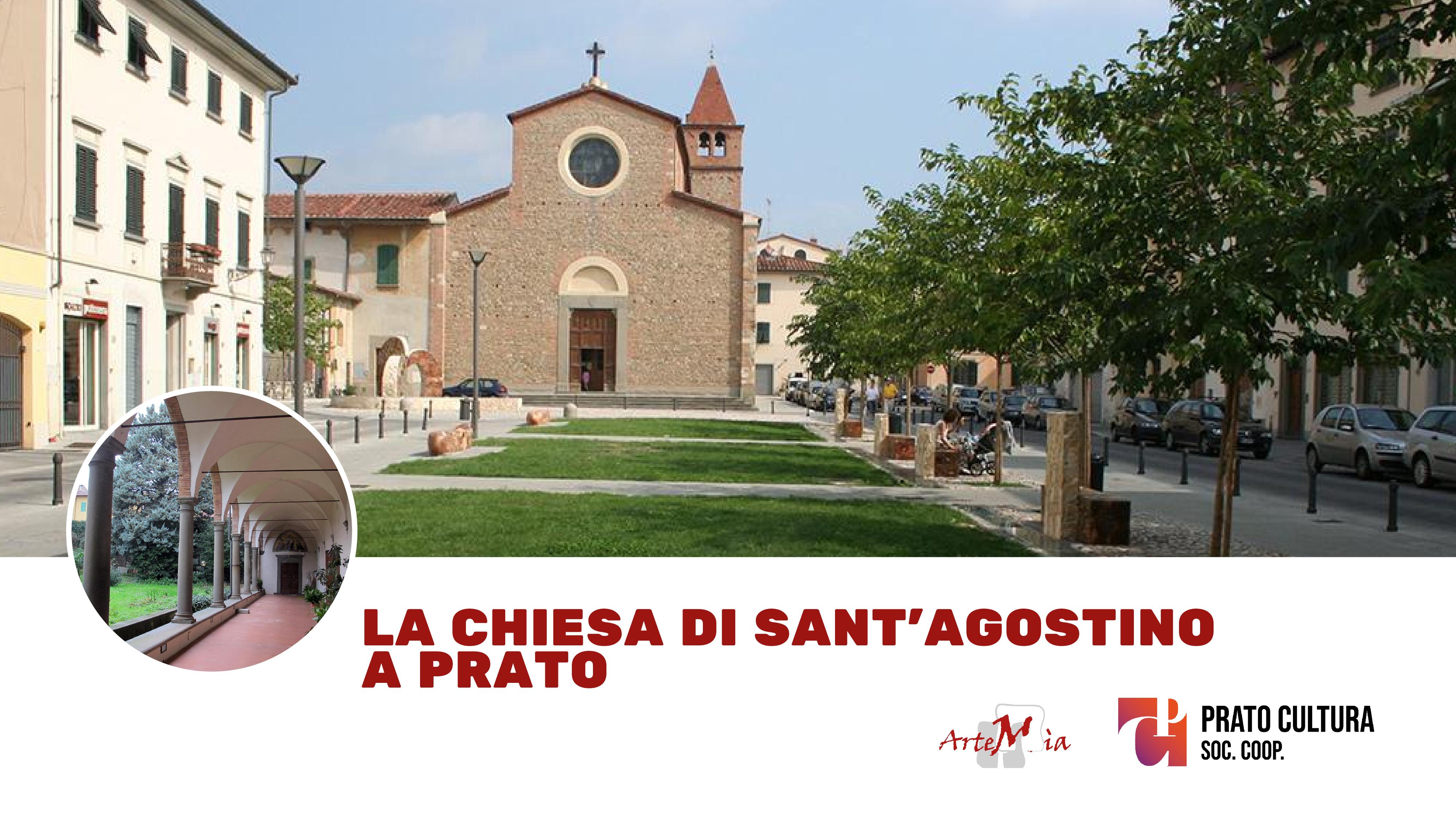 Visita: La chiesa di Sant'Agostino a Prato