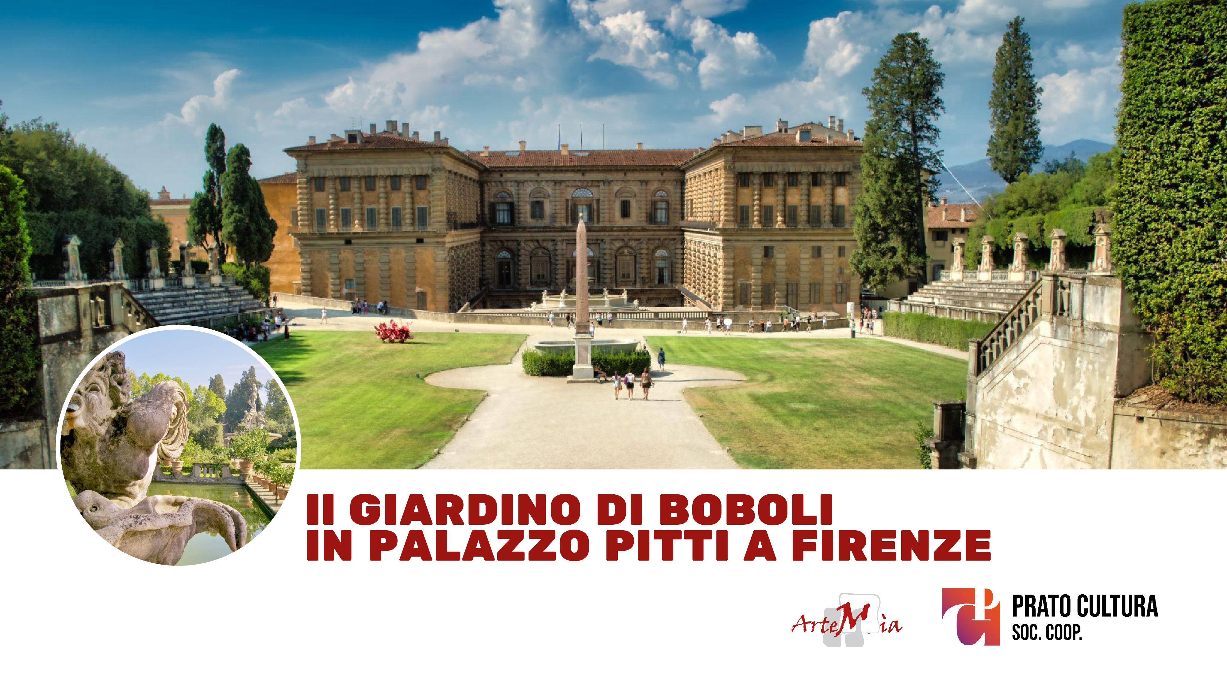 Visita: Il giardino di Boboli in Palazzo Pitti a Firenze