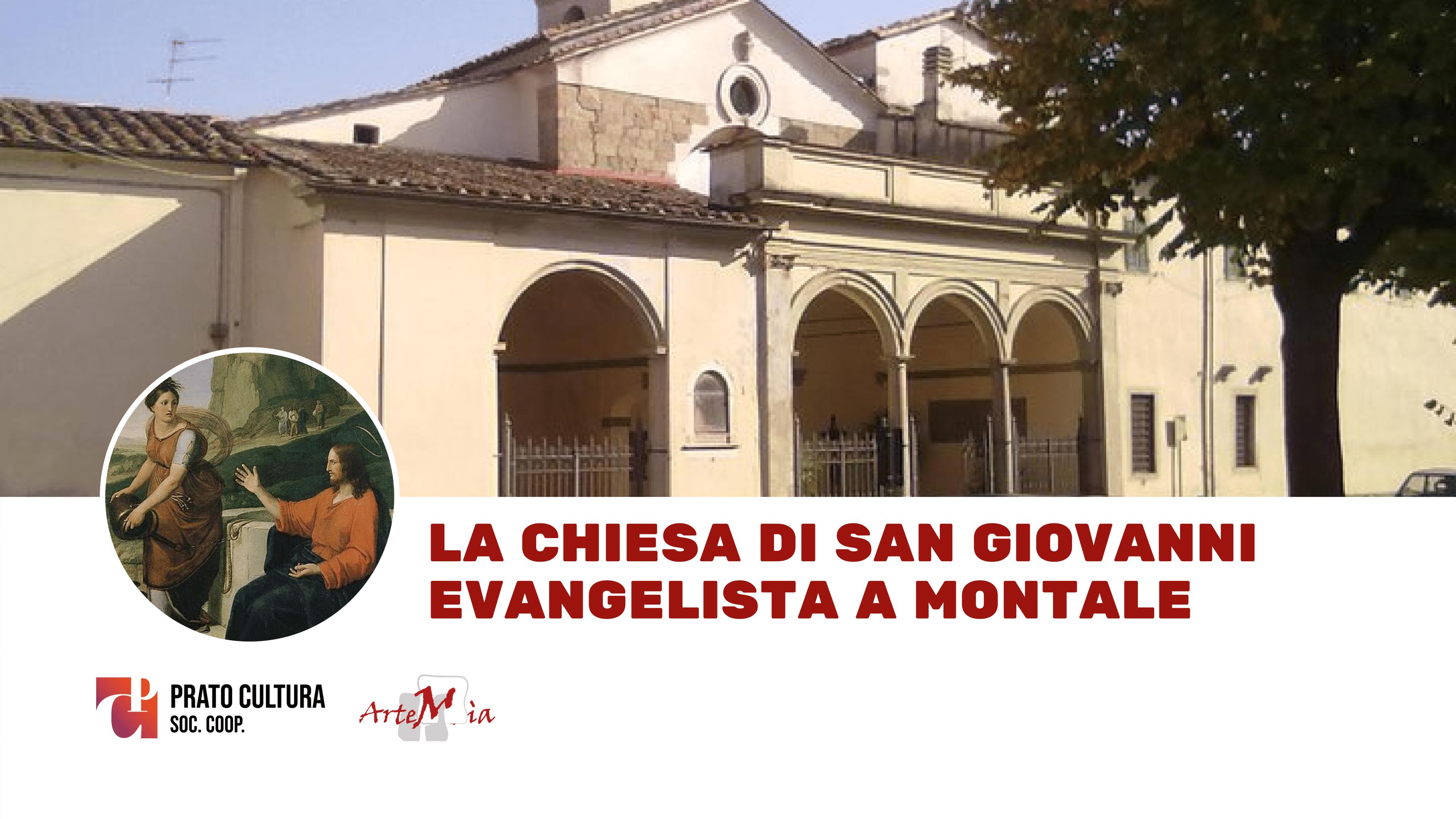 Visita: La Chiesa di San Giovanni Evangelista a Montale