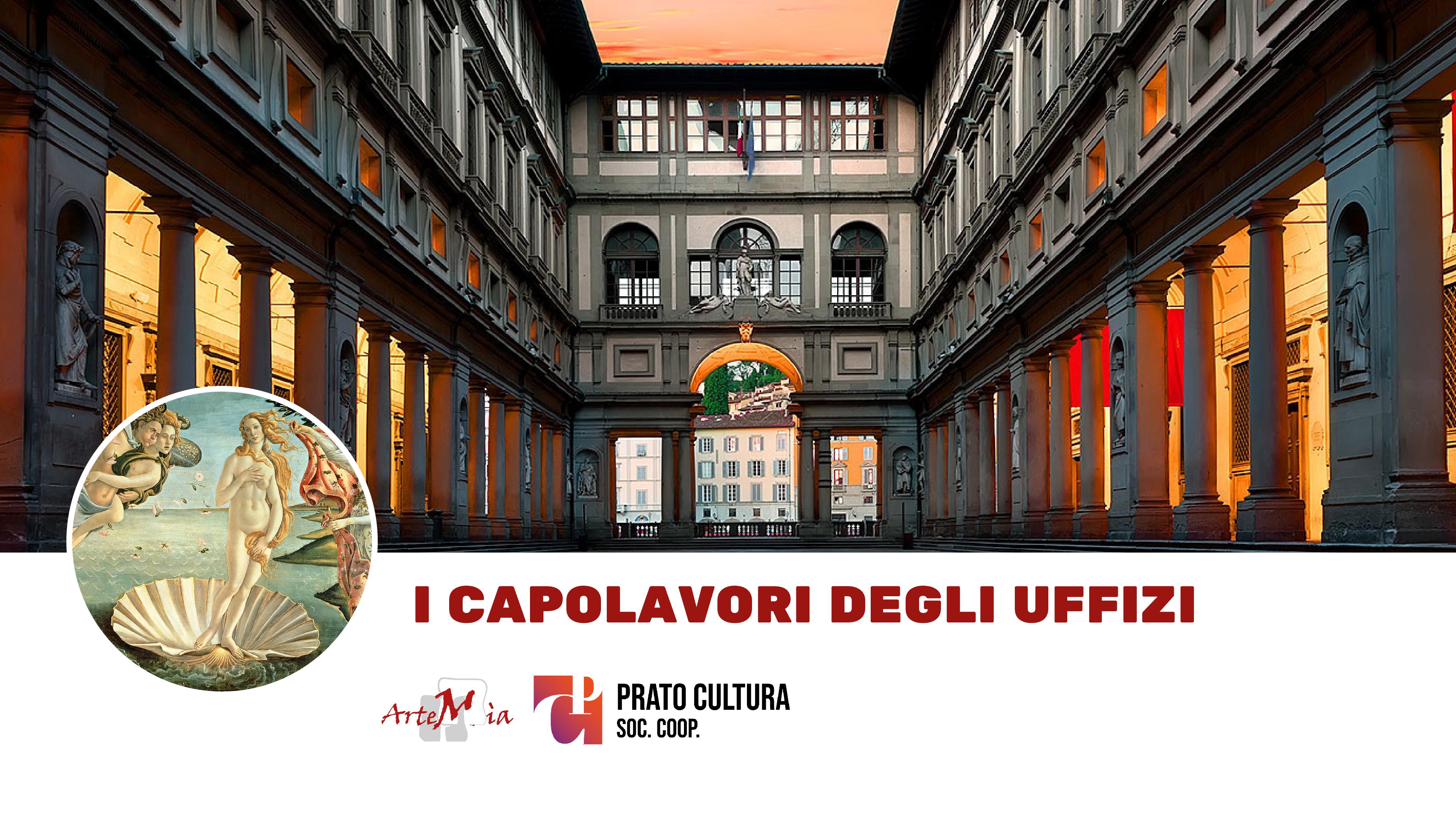 Visita: I Capolavori degli Uffizi