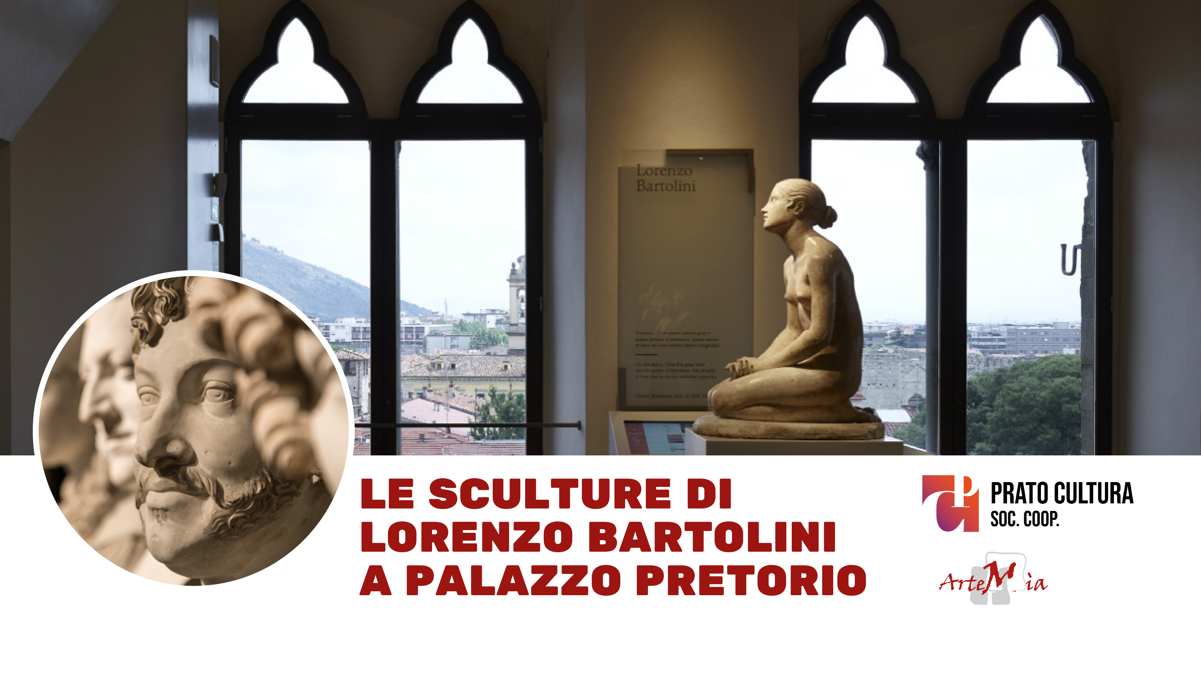 Visita: Le sculture di Lorenzo Bartolini a Palazzo Pretorio