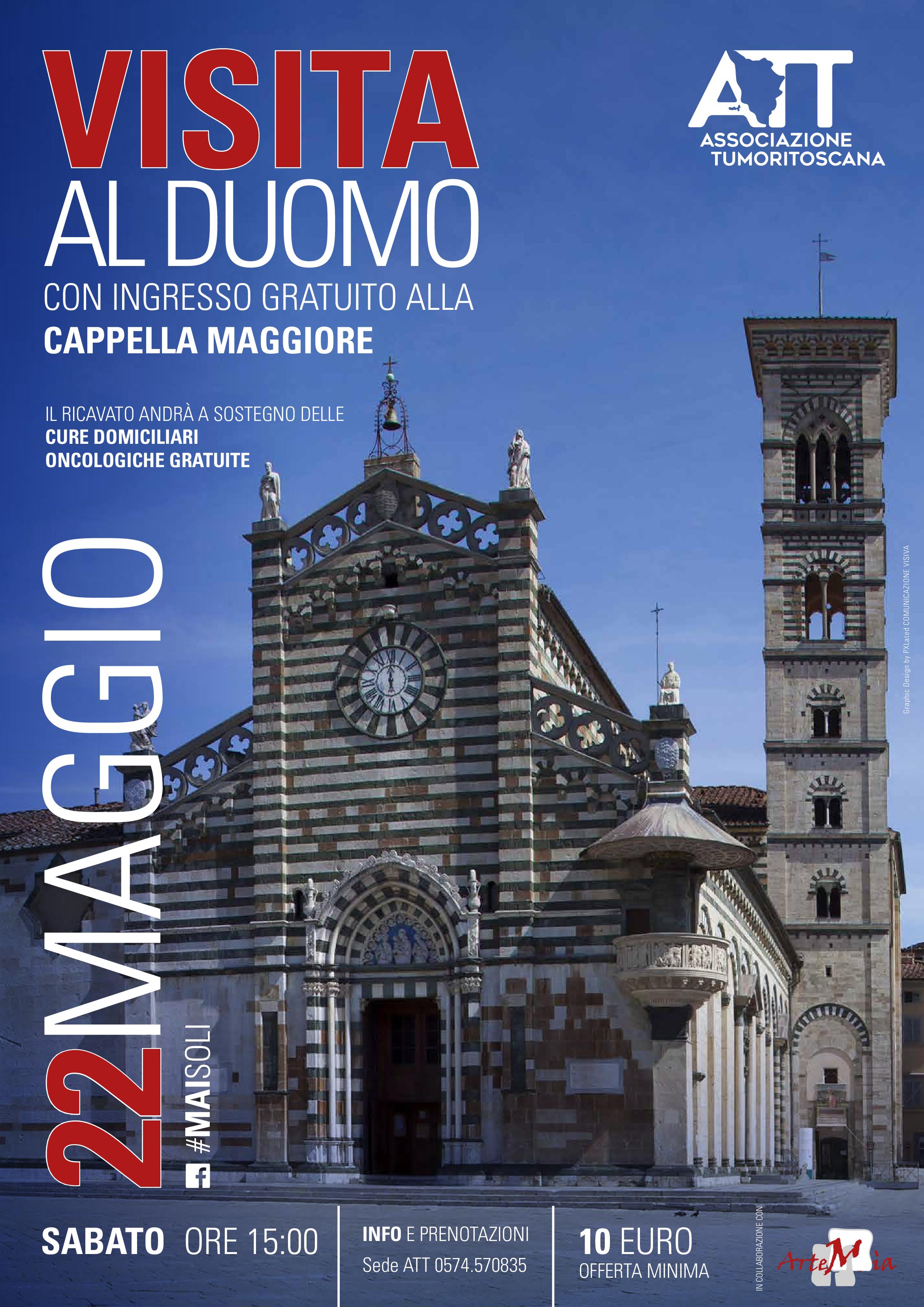 Visita: Visita guidata al Duomo di Prato per ATT