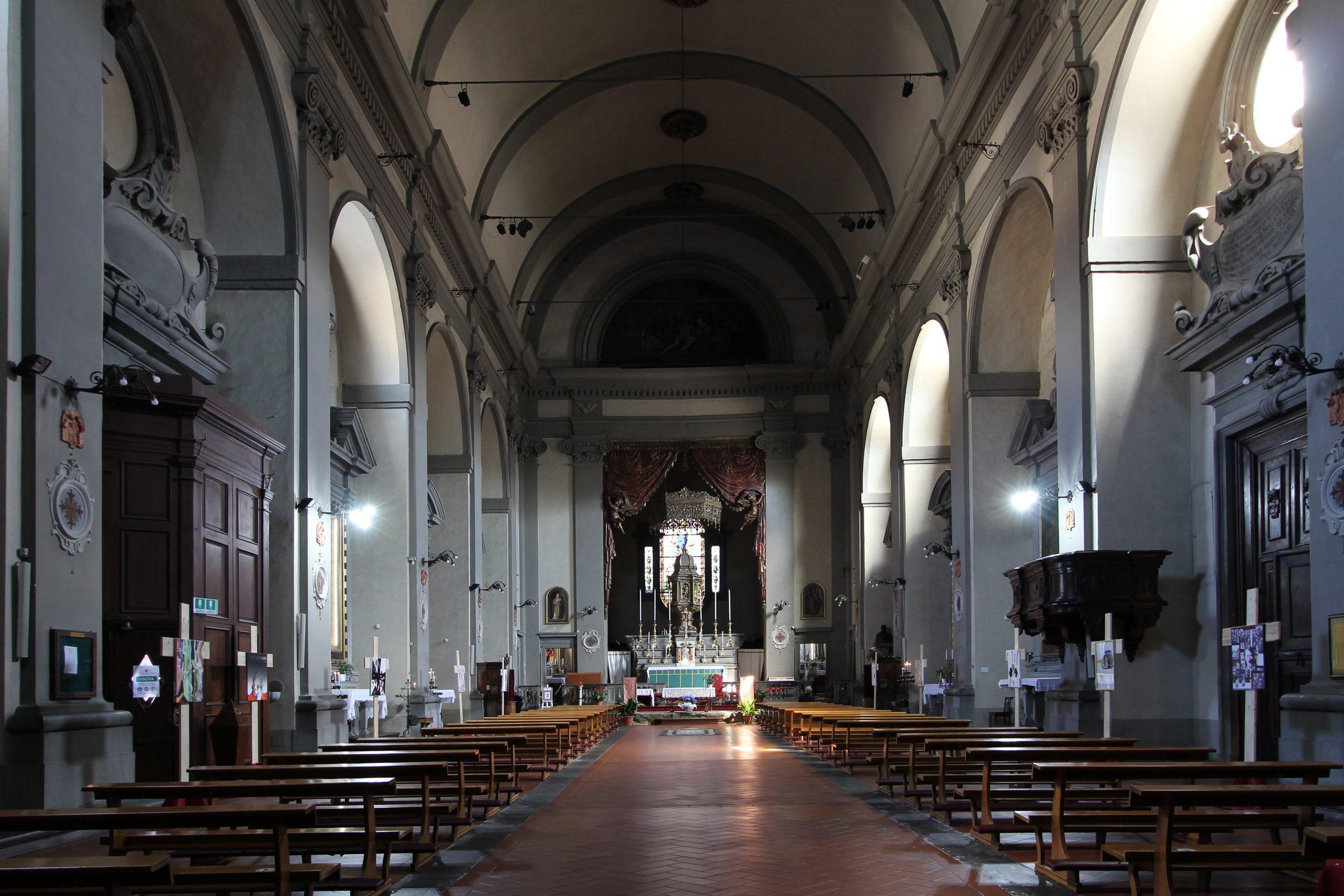 Pillole di arte contemporanea: la Chiesa di san Domenico e la 'via Crucis Contemporanea' della mostra 'Noli me tangere'.