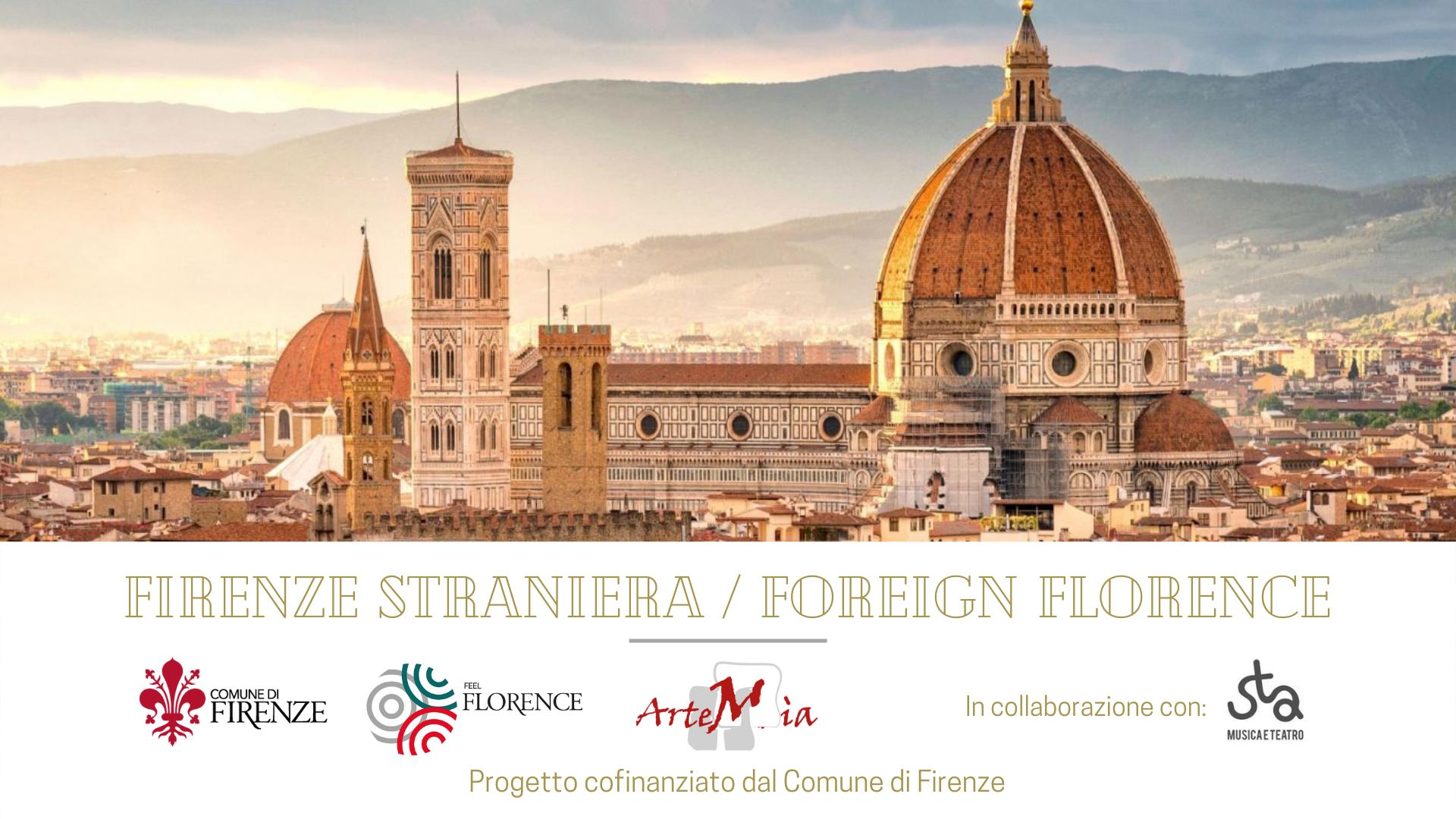 Passeggiata tra alcune dimore di scrittori stranieri che hanno soggiornato a Firenze